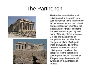Art History powerpoint-Textbook-Art in Focus, 2001. Chapter 8