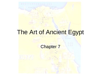 Art History powerpoint-Textbook-Art in Focus, 2001. Chapter 7