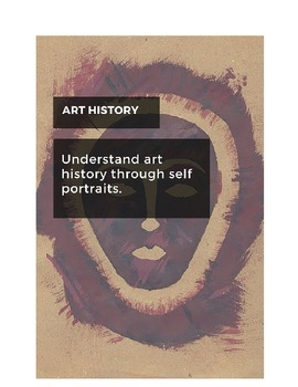 Art History through Self Portrait Project