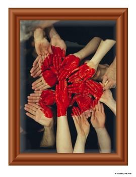 Art Inspiration: Valentines Day