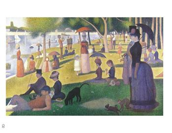 Art Integration Sample: George Seurat