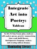 Art Integration: Teach Poetry and Figurative Language with