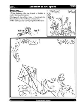 Art Journal 1st-5th Grades Level 2