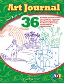 Art Journal 1st-5th Grades Level 2 Sample