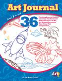Art Journal K-2nd Grades Level 1 Sample