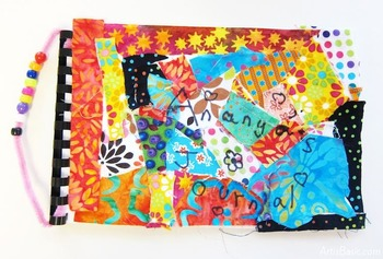 Art Journaling with Kids:  Issues #1 AND #2