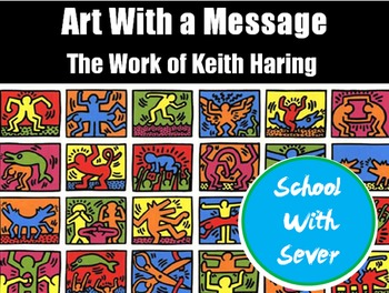 Art Keith Haring Lesson Art PowerPoint Keith Haring PowerPoint Art Haring
