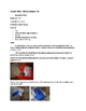 Art Lesson- Texture- Foil Art (lesson 12) Grade 1