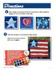 Art Lesson: A Salute to the American Flag
