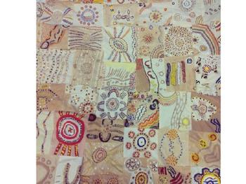Art Lesson: Australian Aboriginal Art & History Activity #5