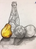 Art Lesson & History/Critique Printable: Still Life Drawin