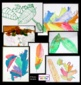 Art Lesson Autumn Leaves Observation Drawing Science Integrated