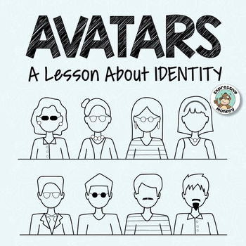Art Project: Avatars: A Lesson about Identity