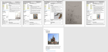 Art Lesson Bundle- Christian Theme