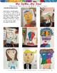 Art Lesson: Character Traits Self - Portrait