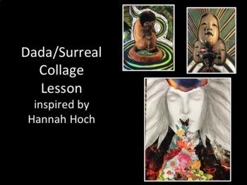 Art Lesson-Dada Collage