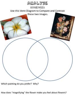 Art Lesson: Georgia O'Keeffe