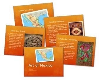 Elementary Art Lesson: Hispanic Heritage - Art of Mexico