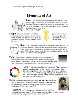 Art Lesson Papers based on Rhythm & Pattern (2 different projects)