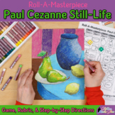 Art Lesson: Paul Cezanne Art History Game   Art Sub Plans
