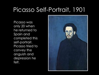Middle and High School Art Lesson-Picasso