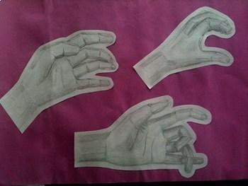 High School Art Lesson Plan & Presentation. Planar Drawing Technique. Unit.