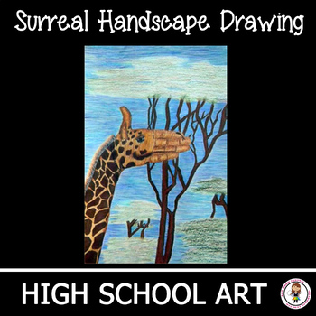 High School Art Lesson Plan. Surrealism Unit Plans & Presentation