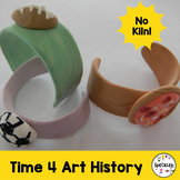 Art Lesson Plan and Presentation. Pop Art Watches. Middle
