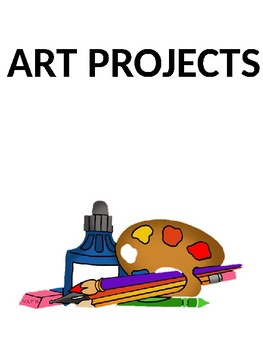 Art Lesson Plans for Early Childhood