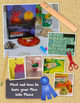 Art Lesson Plans from any image on Pinterest