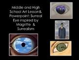 Art Lesson-Surreal Eye Bundle