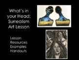Middle and High School Art Lesson-Surrealism