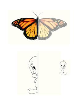Art Lesson: Symmetry & Detail