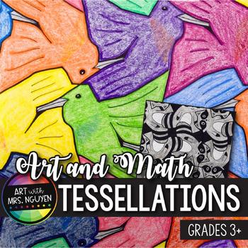 Art Lesson: Tessellations