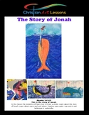 Art Lesson: The Story of Jonah