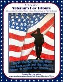 Art Lesson: Veterans Day Tribute