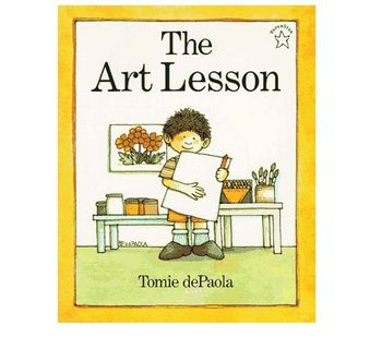 Art Lesson by Tomie dePaola