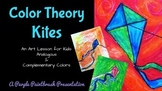 Art Lesson for Kids: Color Theory Kites: Analogous & Complementary Colors
