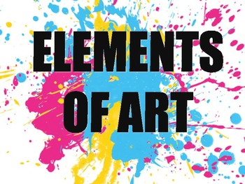 Art Lesson for Kids: Introduction to the Elements of Art