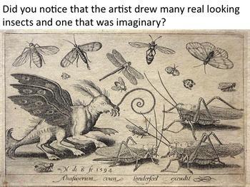 Art Sub Lesson - Ugly Bug Ball