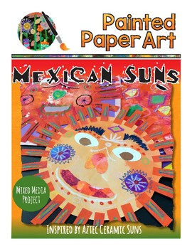 Art Lessons: Art History Mexican Suns