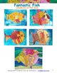 Art Lessons: Fantastic Fish - Creatures of the Sea Series