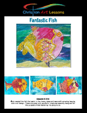 Art Lessons: Fantastic Fish - Creatures of the Sea Series
