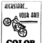 Art Lessons: Kickstart Your Art #1 COLOR & THE SPECTRUM