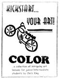 Art Lessons: Kickstart Your Art #1 COLOR & THE SPECTRUM