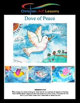 Art Lessons: The Dove of Peace