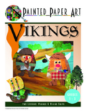 Art Lessons: Vikings and Viking Ships
