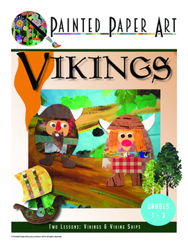 Art Lessons: Vikings and Viking Ships