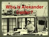 Art Lessons for Kids: Alexander Calder - PDF Presentation