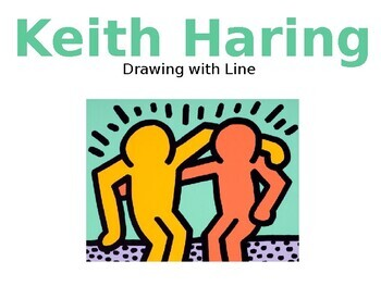 Art Lessons for Kids BUNDLE: Introduction to the Keith Haring